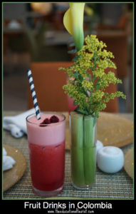 fruit drinks colombia