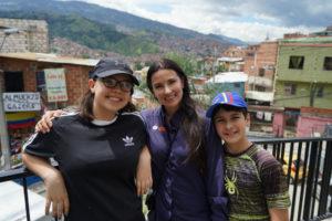 family comuna 13 colombia
