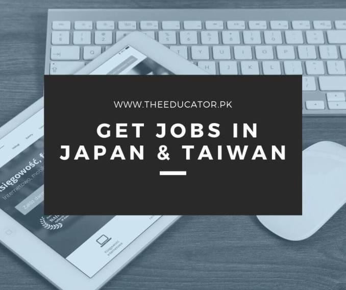 latest jobs in japan
