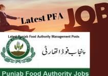 latest pfa jobs