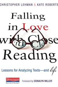 smaller Falling In Love With Close Reading Cover