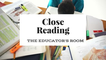 Reading Response Prompts for Nonfiction | The Educators Room