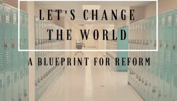 Blueprint for reform building the foundation the educators room dear ter readers and educators lets change the world malvernweather Image collections