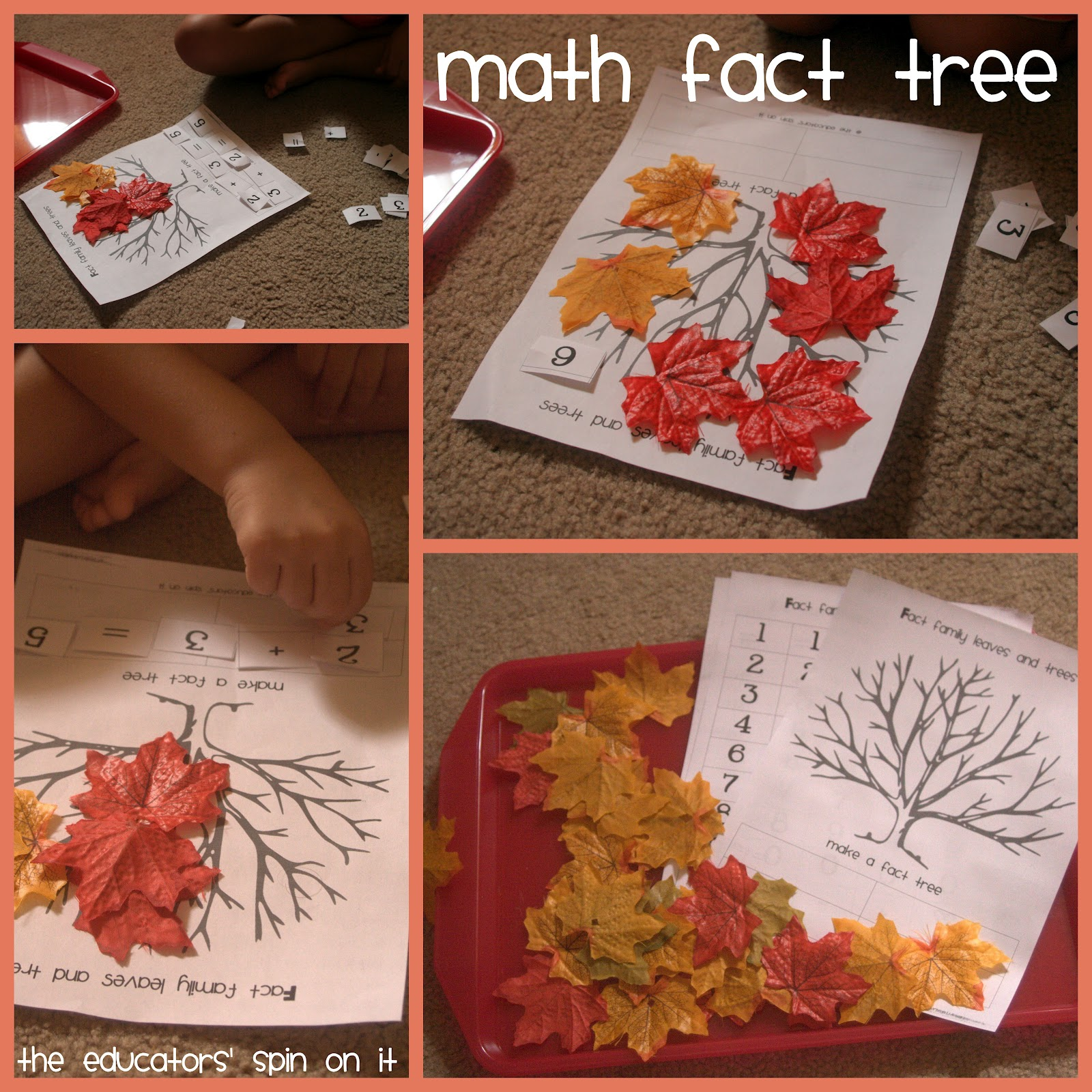 5 Simple Leaf Activities For Kids