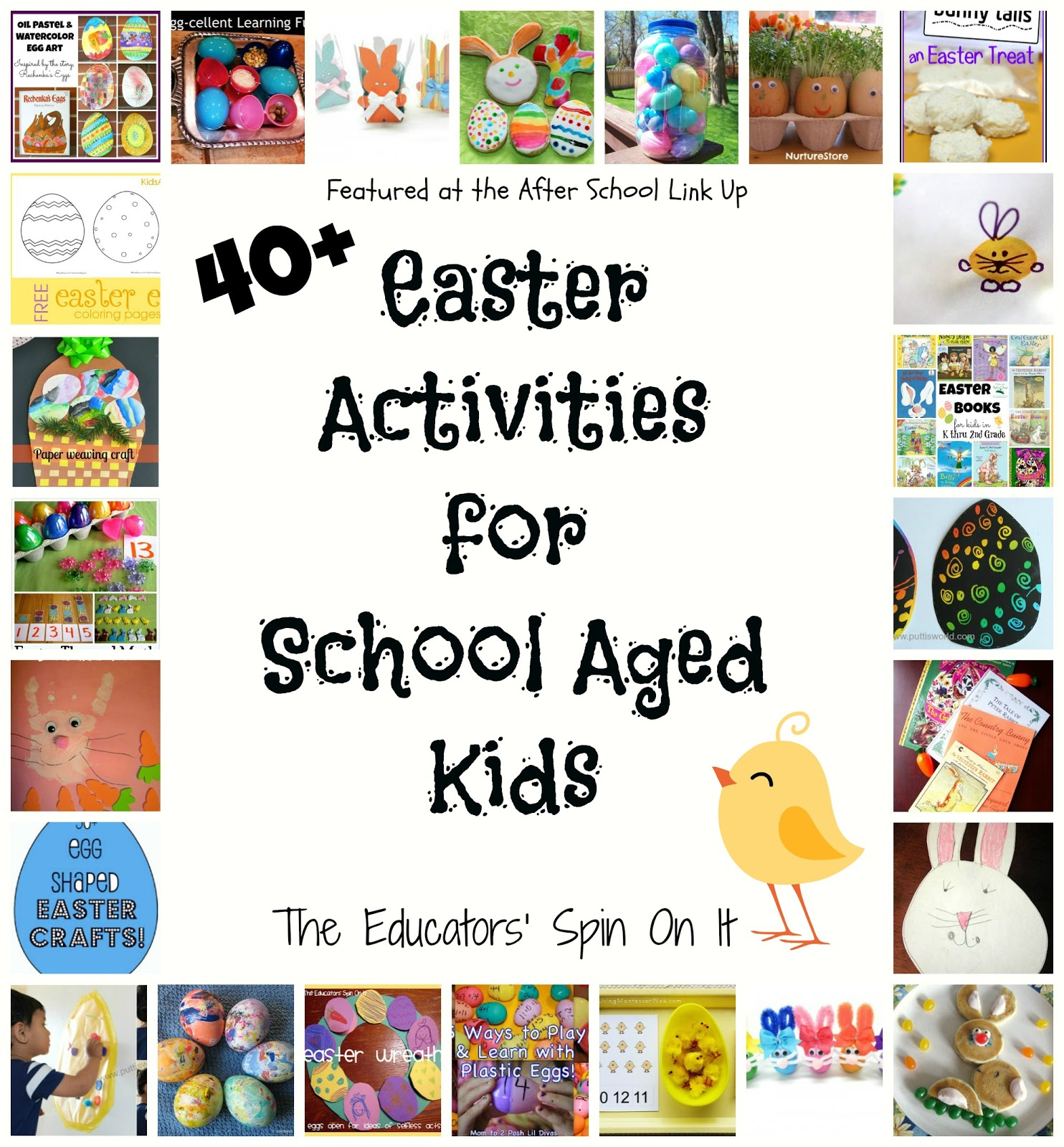 40 Easter Activities For Kids