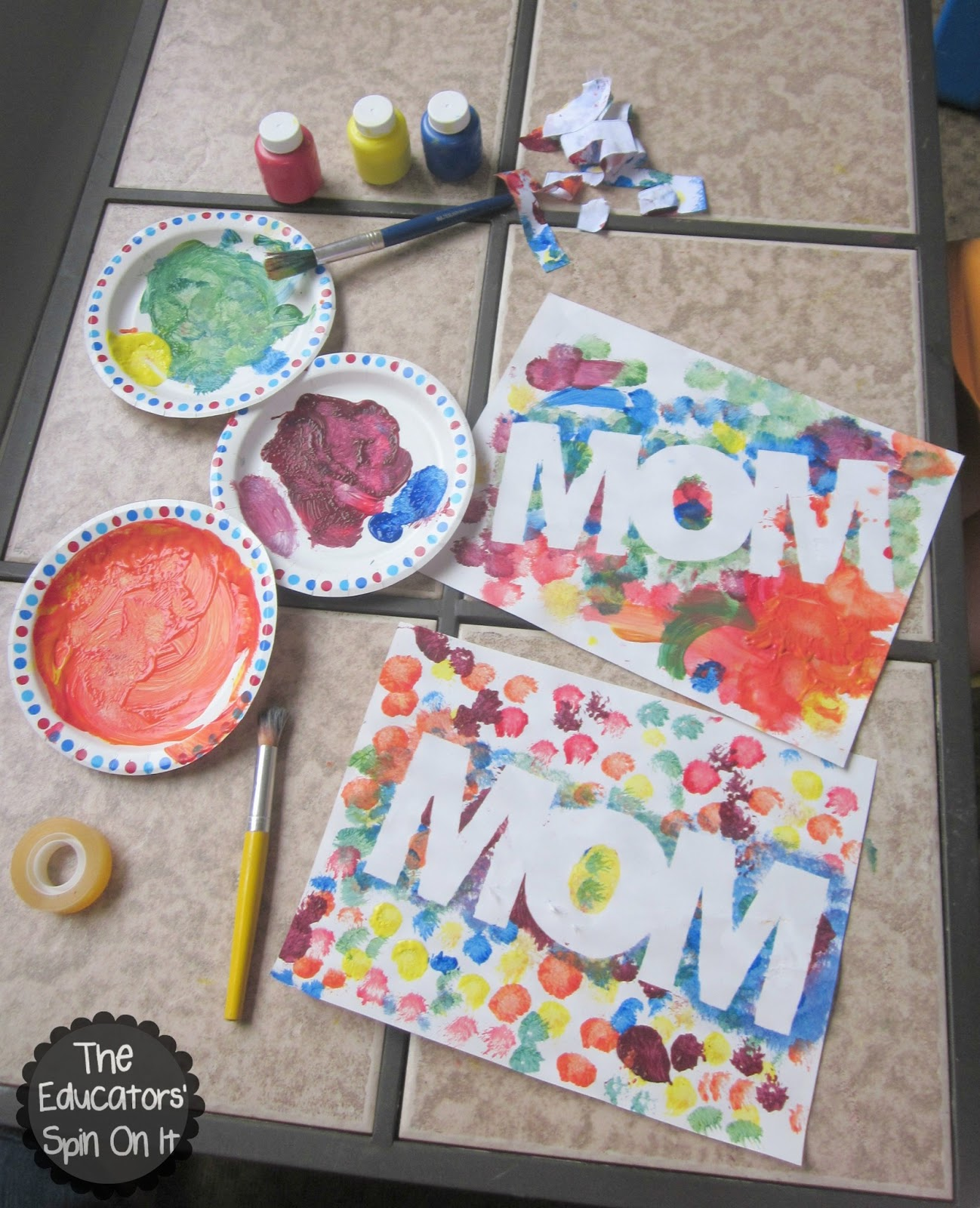 Easy Mother S Day Craft