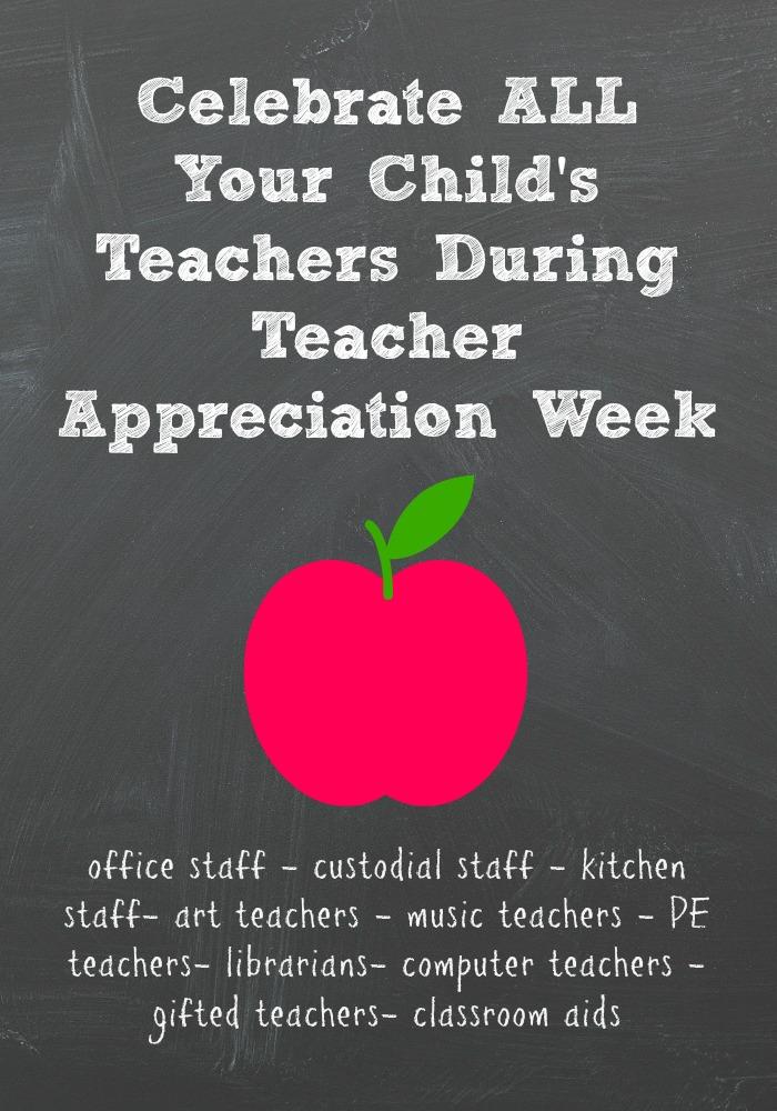 Teacher Appreciation Week Quotes