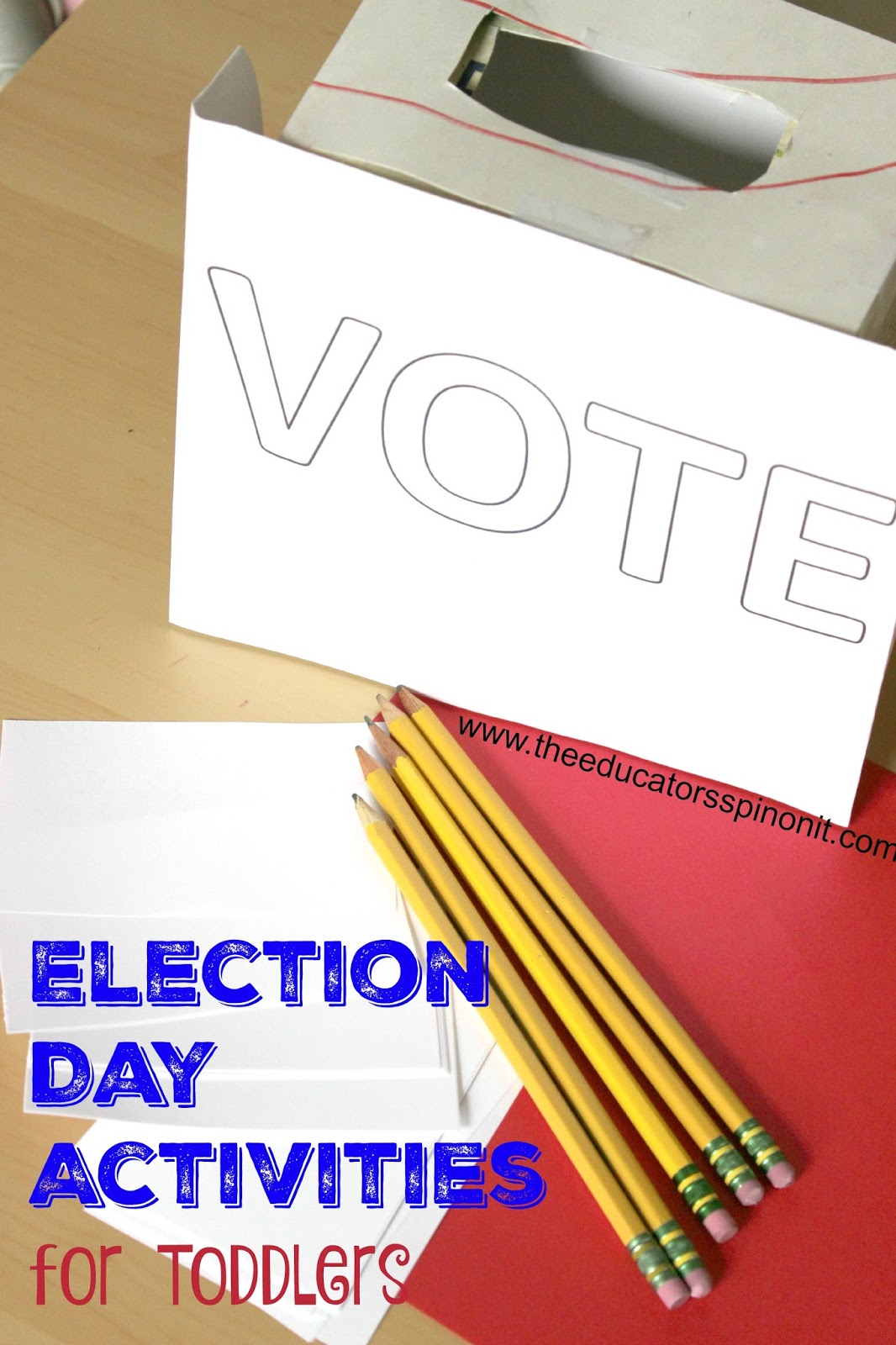 Simple Amp Fun Election Day Activities For Toddlers
