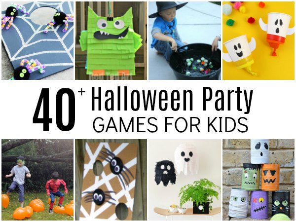 Your guests will become characters in a story, and. 40 Best Halloween Party Games For Kids The Educators Spin On It