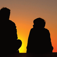 Father's rejection may increase child's social anxiety, loneliness