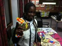 Jessica's Sankofa Box!