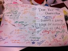 Dear Vice-Chancellor Nigel Carrington