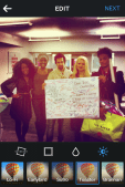 Instagram moment! With love from the SU team