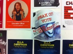 SPEAK OUT - VOTE