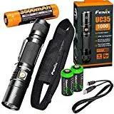 Fenix UC35 rechargeable flashlight