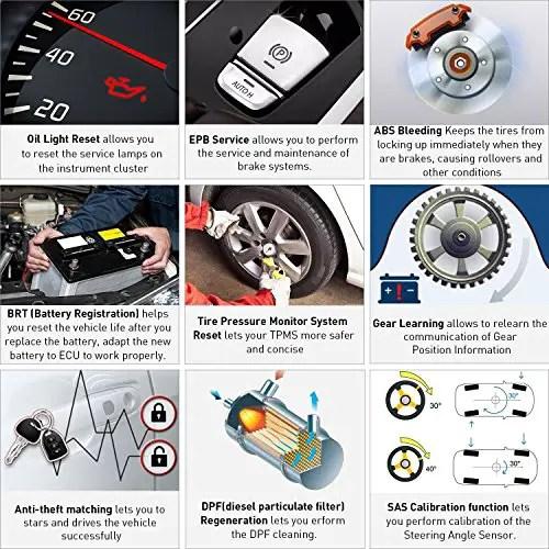 X431 PROS Mini automotive diagnostic tool