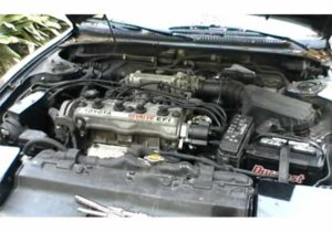 clean your car engine