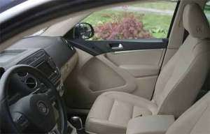 Cleaning process of Car Interiors