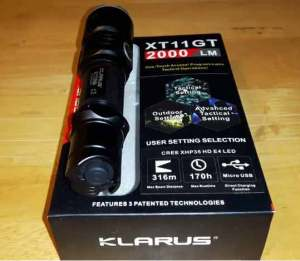 Klarus XT11GT reviews