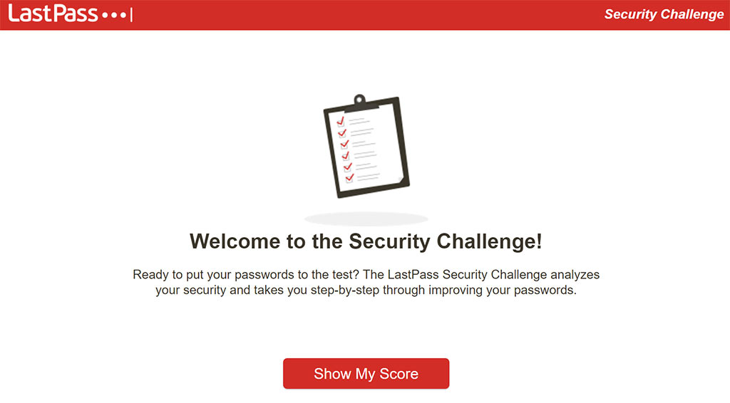 LastPass Security Challenge - The Efficient Dad