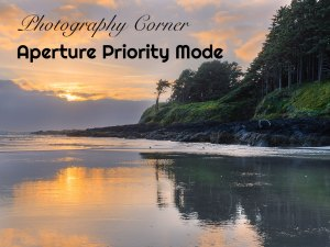 Photography Corner – Aperture Priority Mode