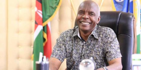Kivutha Kibwana Discloses He Married at 24, Celebrates 43rd Marriage Anniversary with Wife