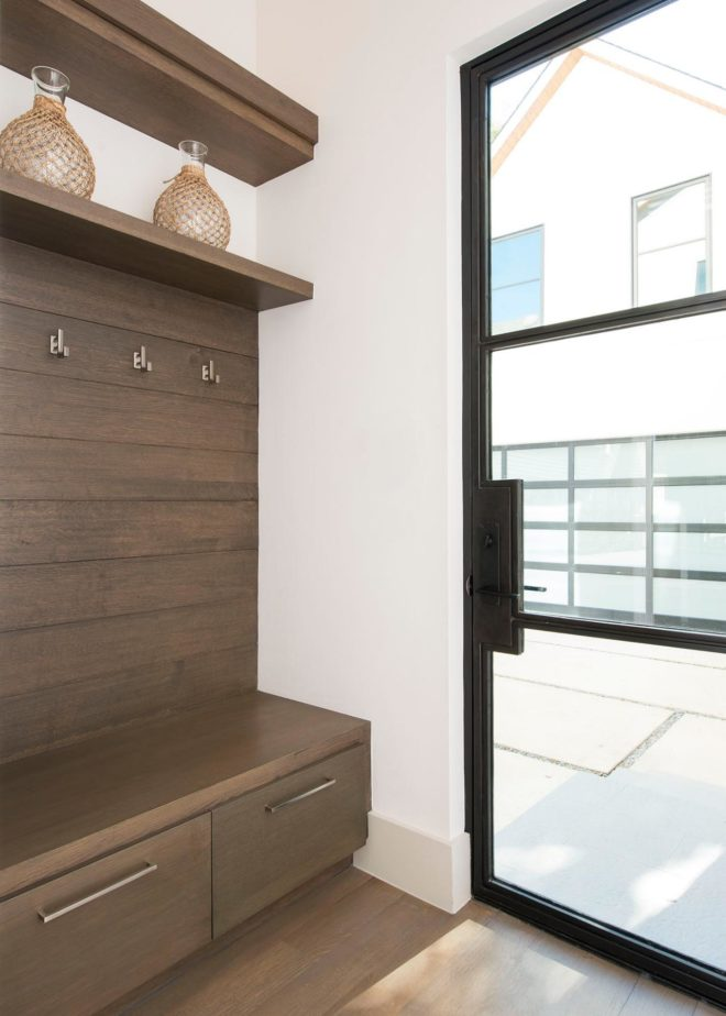 Our Austin Casa The Modern Mudroom The Effortless Chic