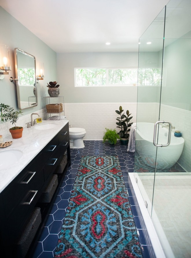 Master Bathroom Renovation // Before + After — The ... on Small:e_D8Ihxdoce= Restroom Ideas  id=96062