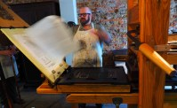 Franklins Print Shop - Bootstraps
