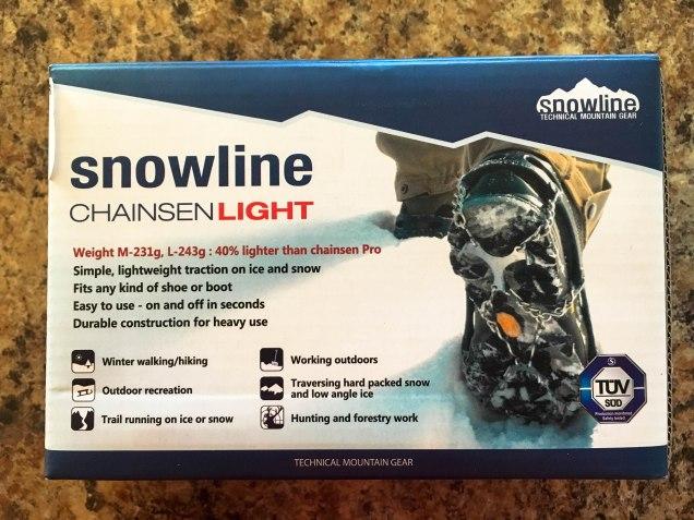 Snowline Chainsen Light Box