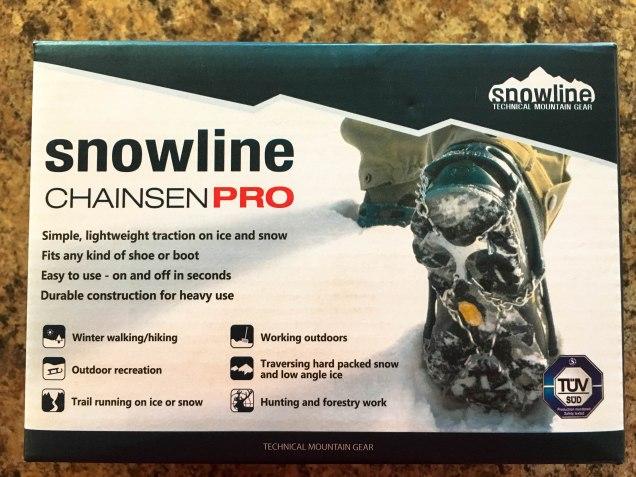 Snowline Chainsen Pro Box