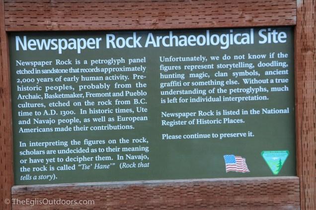 Newspaper Rock