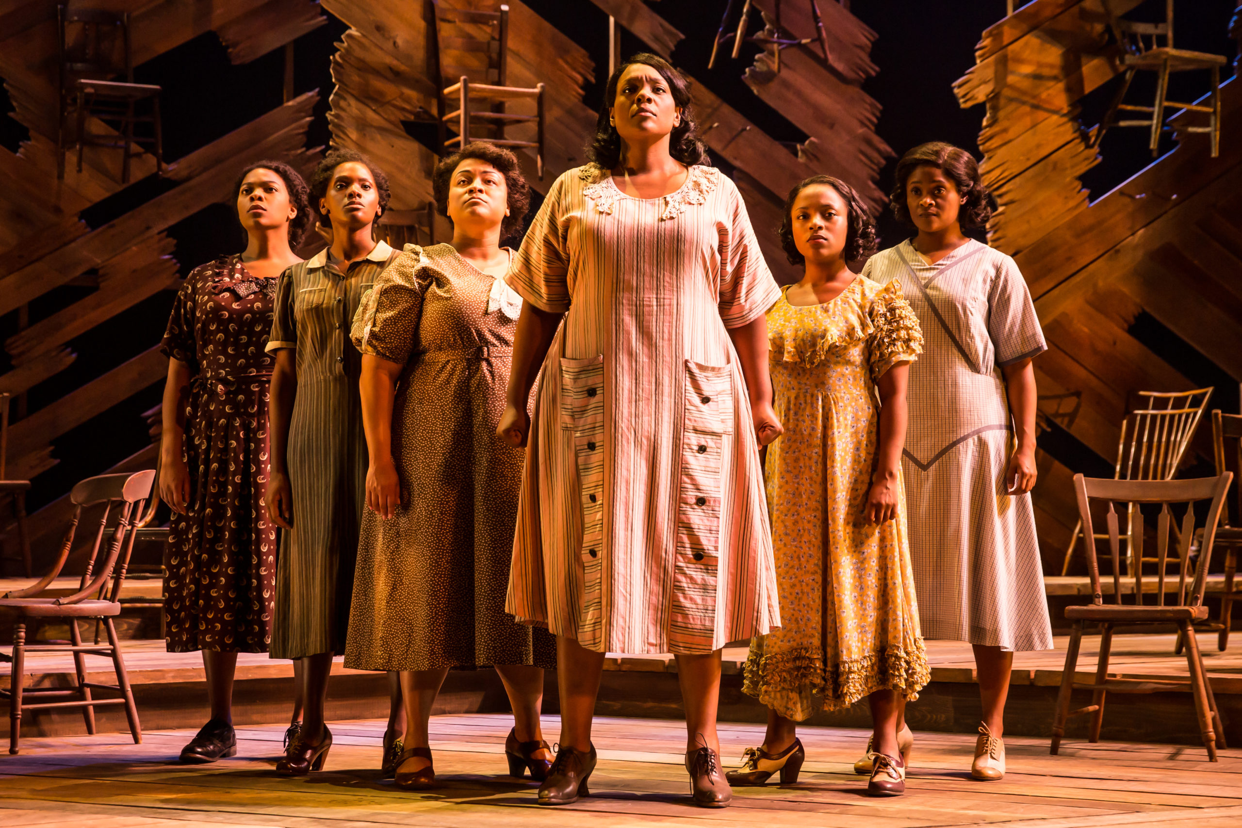 Teg Works With Broadway S The Color Purple The Ehrhardt Group