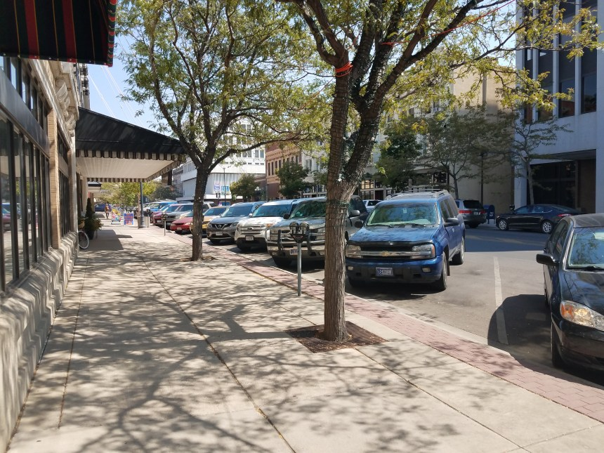 Downtown Parking