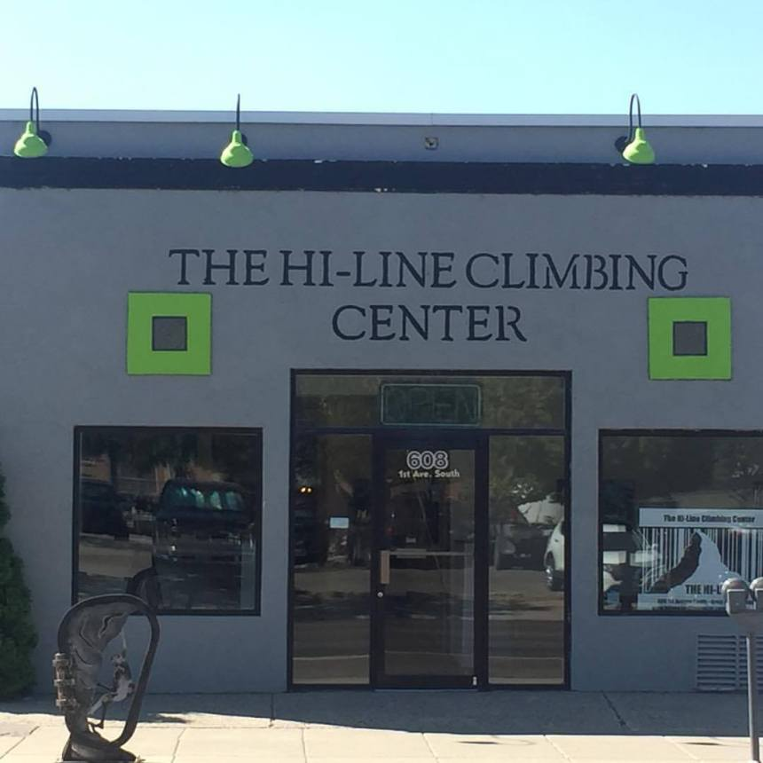 Hi-Line Climbing Center