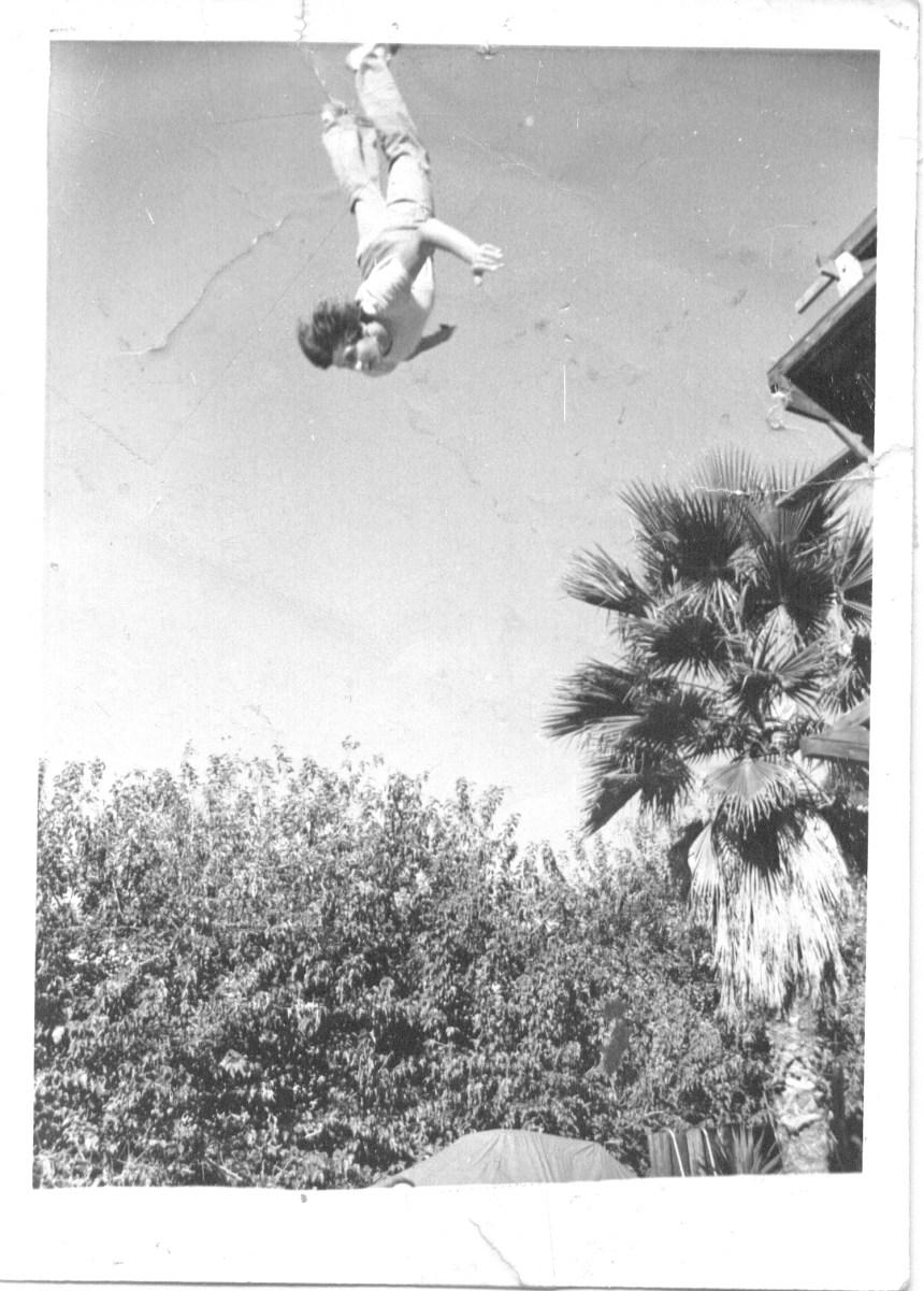 Jack - Stuntman Highfall 1980