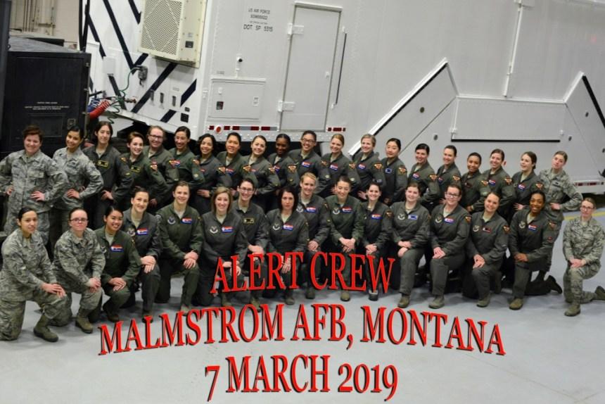 all female crew 2019