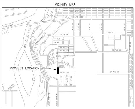 water main map