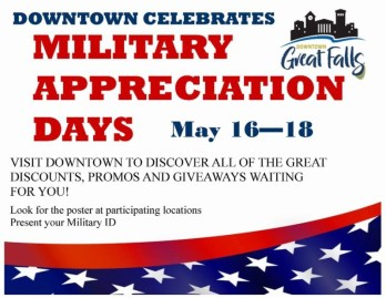 military appreciation days 2019