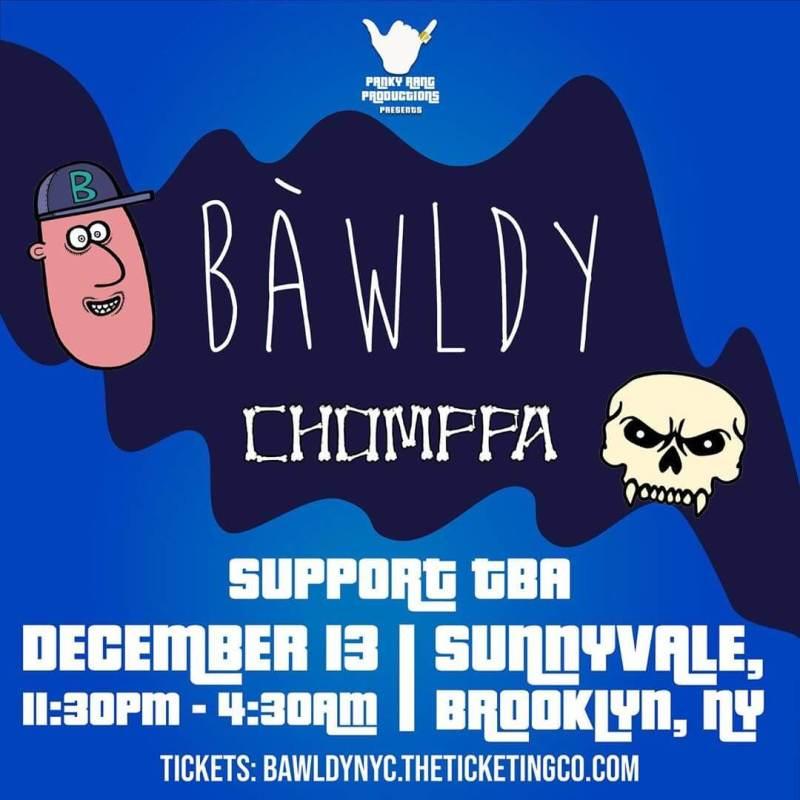Panky Rang Bawldy New York