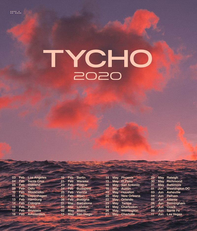 Image result for Tycho - Outer Sunset / Taken from the upcoming album 'Simulcast'