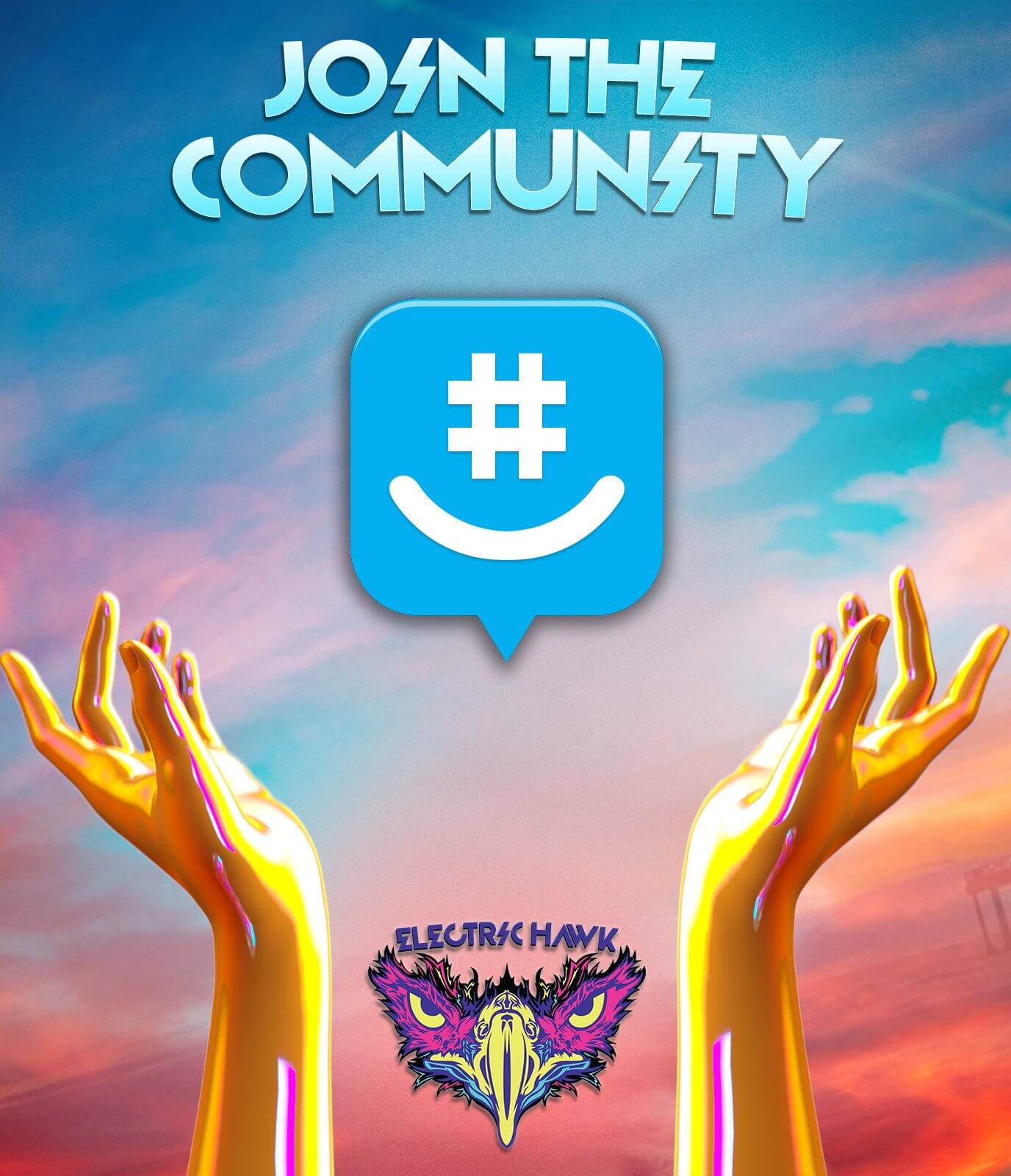 Join Our GroupMe Community