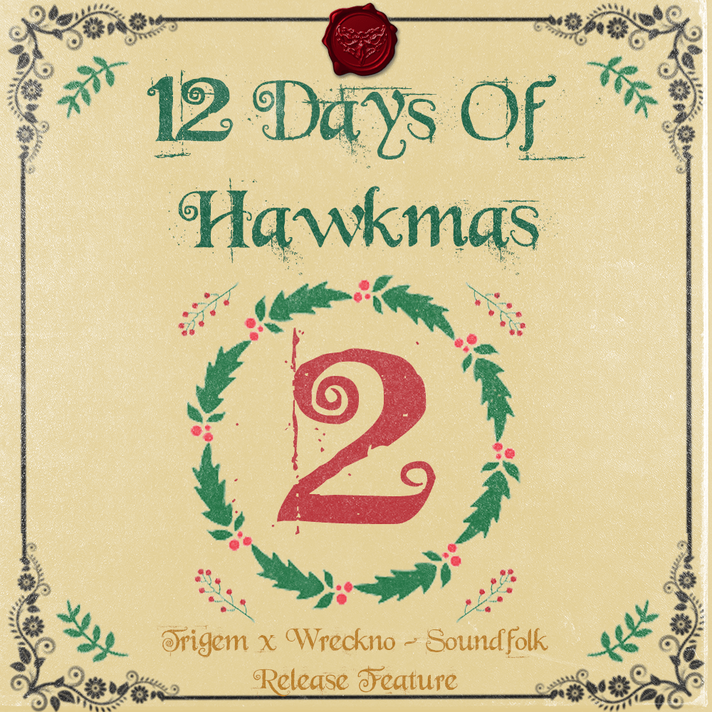 12 days of hawkmas day 2