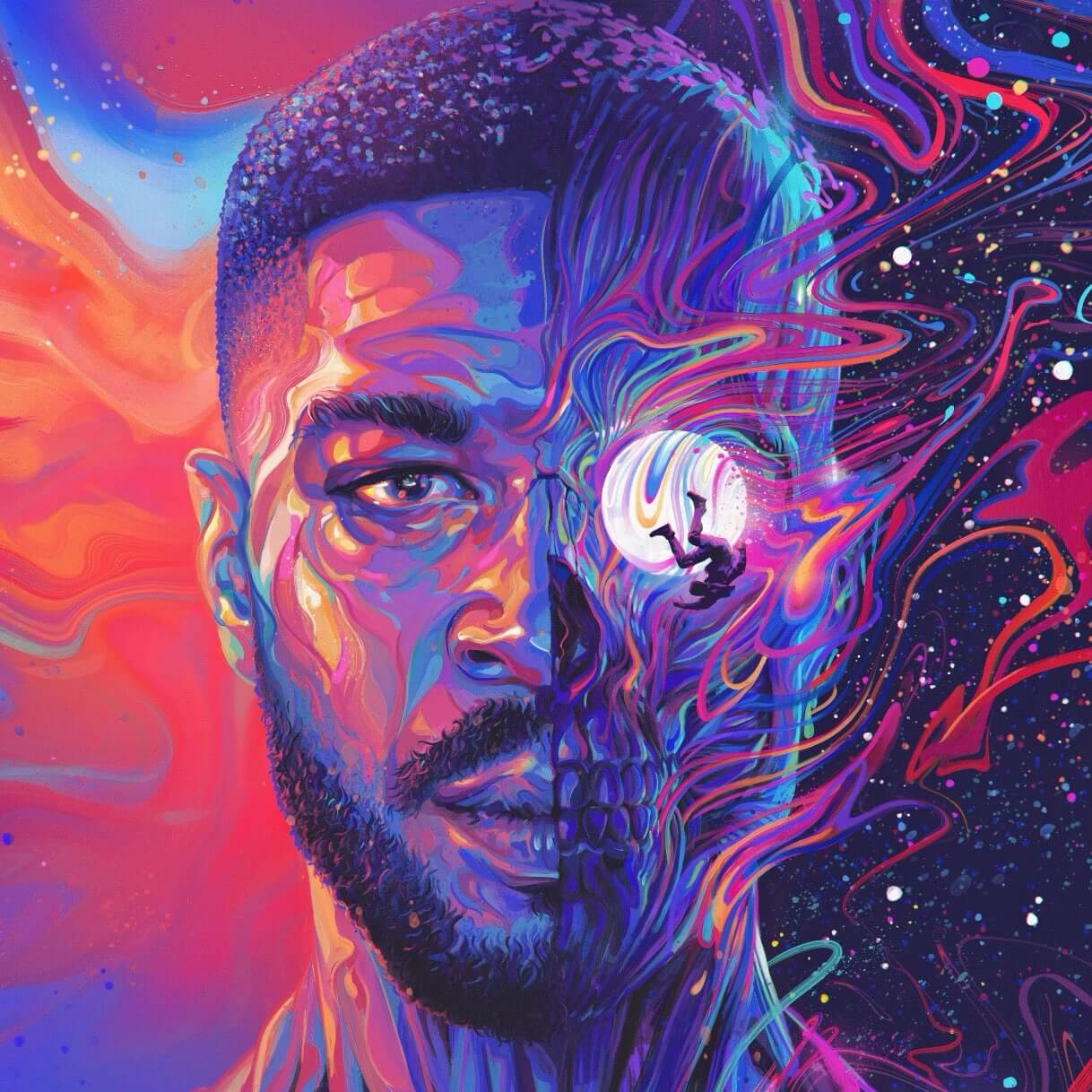 kid cudi man on the moon III electric hawk