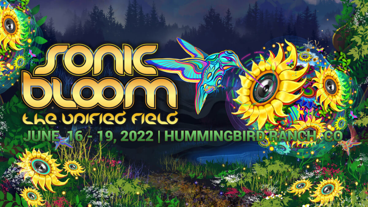SONIC BLOOM 2021 Update