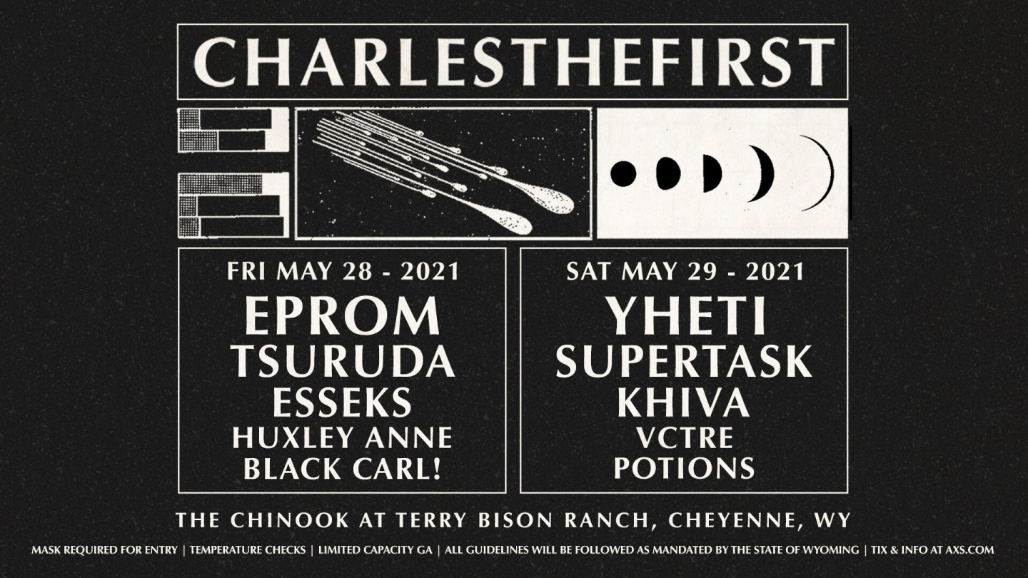 CharlestheFirst Curated Event
