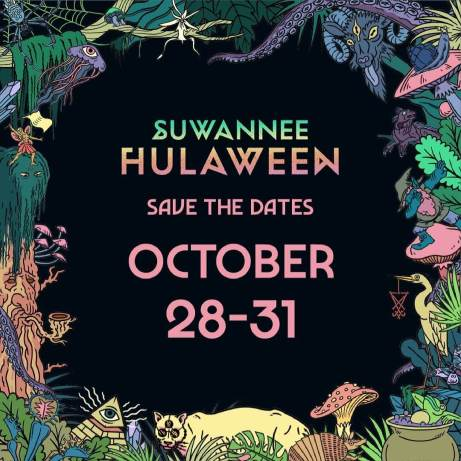 Hulaween Announcement