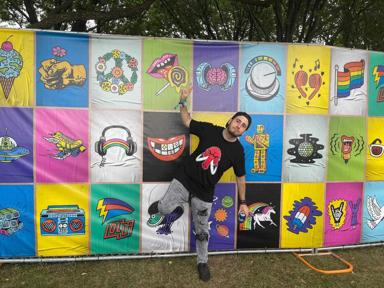 Wooli Lollapalooza EH Interview