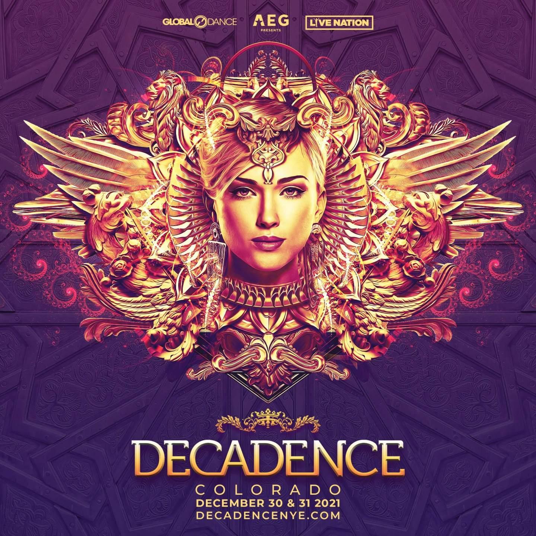 decadence colorado 2021 lineup