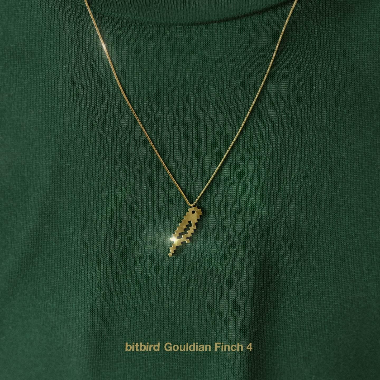 bitbird Gouldian Finch 4 art